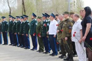 В столице Оренбургского казачества прошло празднование 441-летия старшинства Войска.