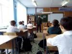 День памяти в Пригородной школе