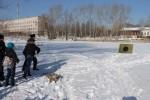 Военно-патриотическая игра «Зарница» для воспитанников Коррекционной школы города Кыштыма