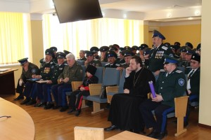 Совет атаманов в Оренбурге