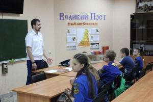 Встречи в Воскресной школе продолжаются