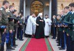 Чин малого освящения храма Казанской иконы Божьей Матери в Оренбурге