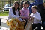 Пасхальный детский праздник в Озерске