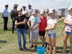 Кадеты приняли участие в праздновании Дня Степи