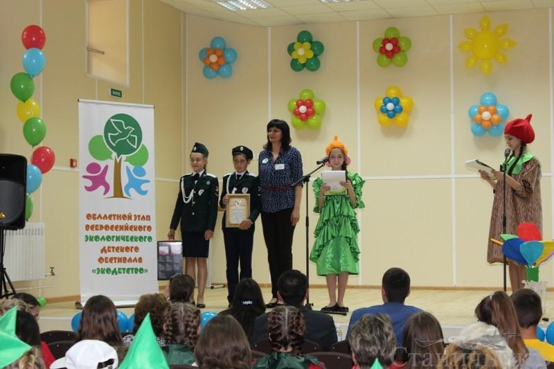 Областной детский экологический конкурс