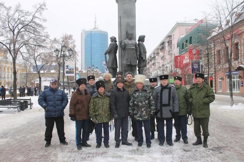 Атаман Крыма на Челябинской земле