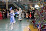 Новогодний праздник в Кыштыме