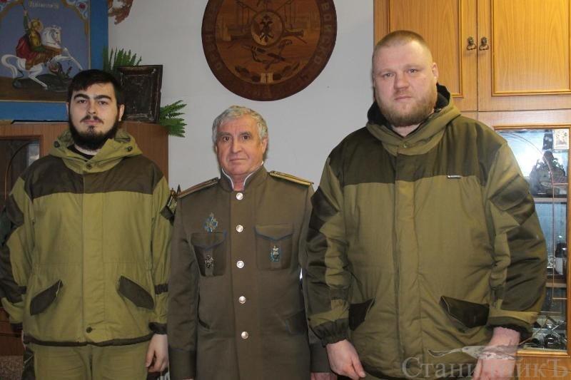 Встреча в Челябинске