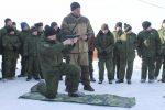 Военно-патриотические игры на Акуле