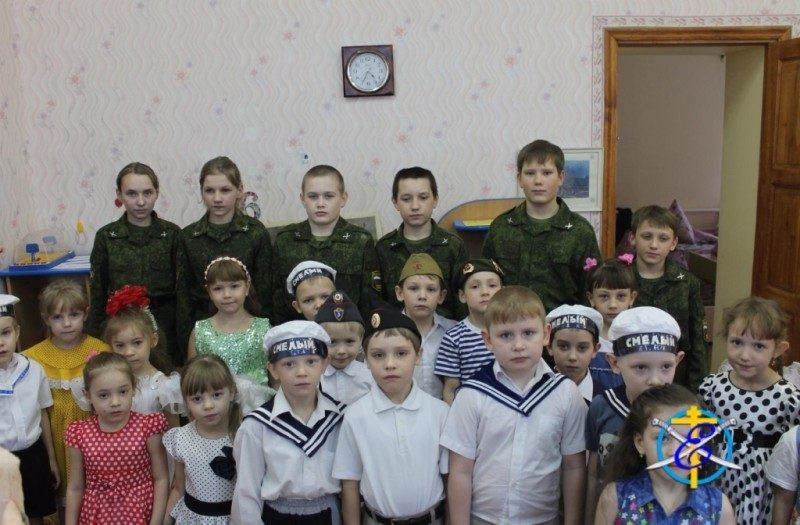В гости в детский сад