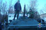 Экскурсия в воинскую часть