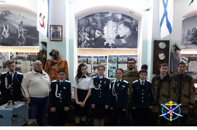День защитников Отечества в музее
