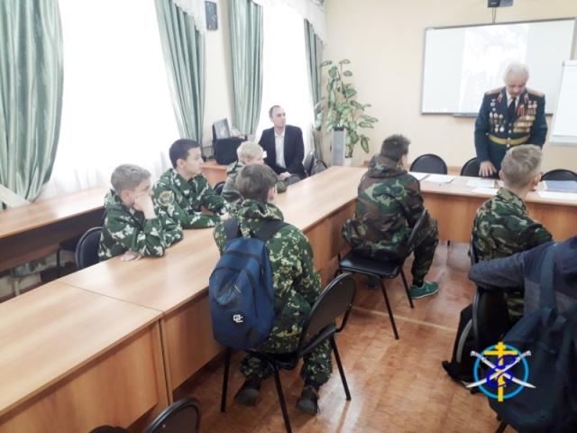Военно-спортивные соревнования памяти Героя Российской Федерации Сергея Кислова