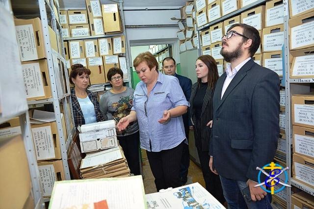 О ситуации в МБУ «Архив города Оренбурга»
