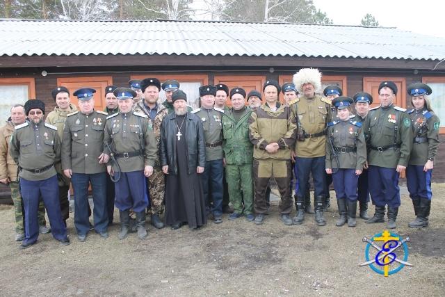 Расширенный Совет атаманов Челябинского отдела СКВРиЗ