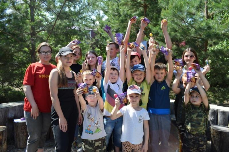 Международный день защиты детей по-казачьи!