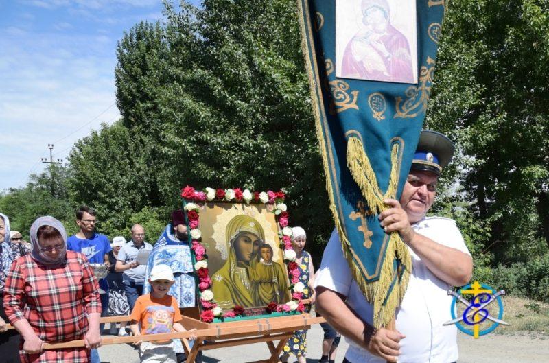 Празднования в честь Табынской иконы Пресвятой Богородицы